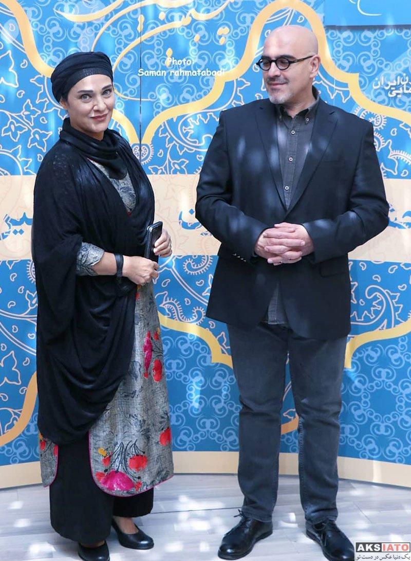 بازیگران جشن سینمای ایران  رویا نونهالی در بیستمین جشن خانه سینما (۲ عکس)