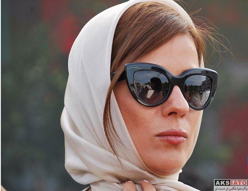 بازیگران بازیگران زن ایرانی  سارا بهرامی در جشنواره فیلم ونیز 2018 (3 عکس)