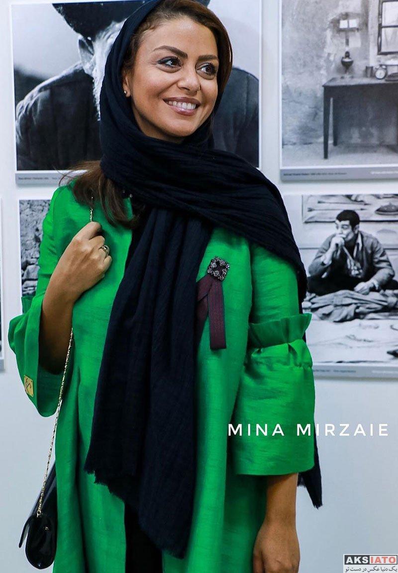 بازیگران بازیگران زن ایرانی  شبنم فرشادجو در چهارمین جشن عکاسان سینمای ایران (6 عکس)