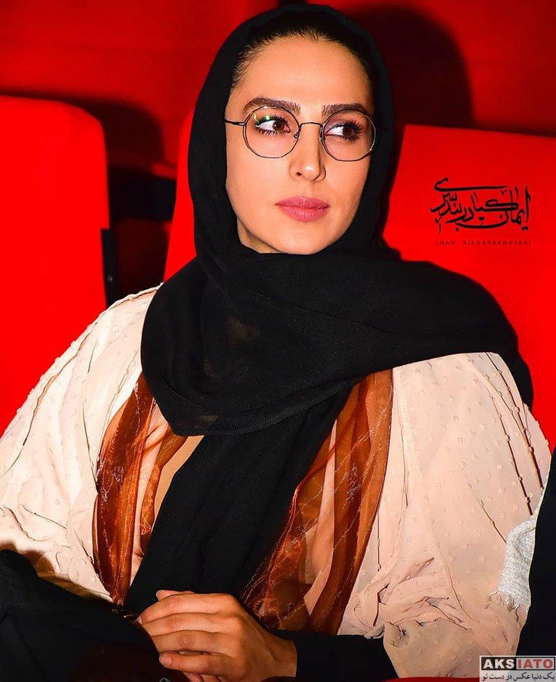 بازیگران بازیگران زن ایرانی  سوگل طهماسبی در اکران مردمی فیلم شعله ور (6 عکس)