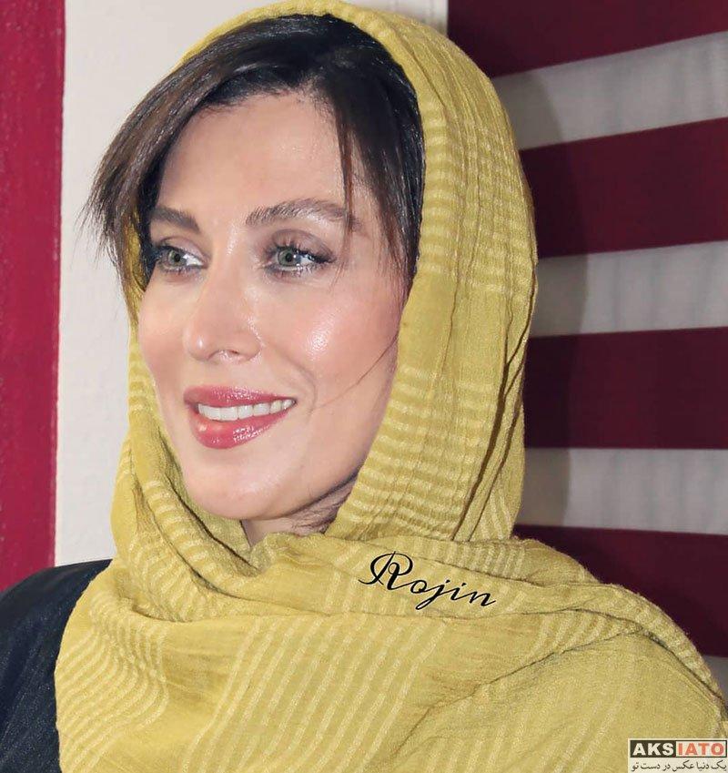 بازیگران بازیگران زن ایرانی  اکران مردمی فیلم جاده قدیم با حضور مهتاب کرامتی (4 عکس)