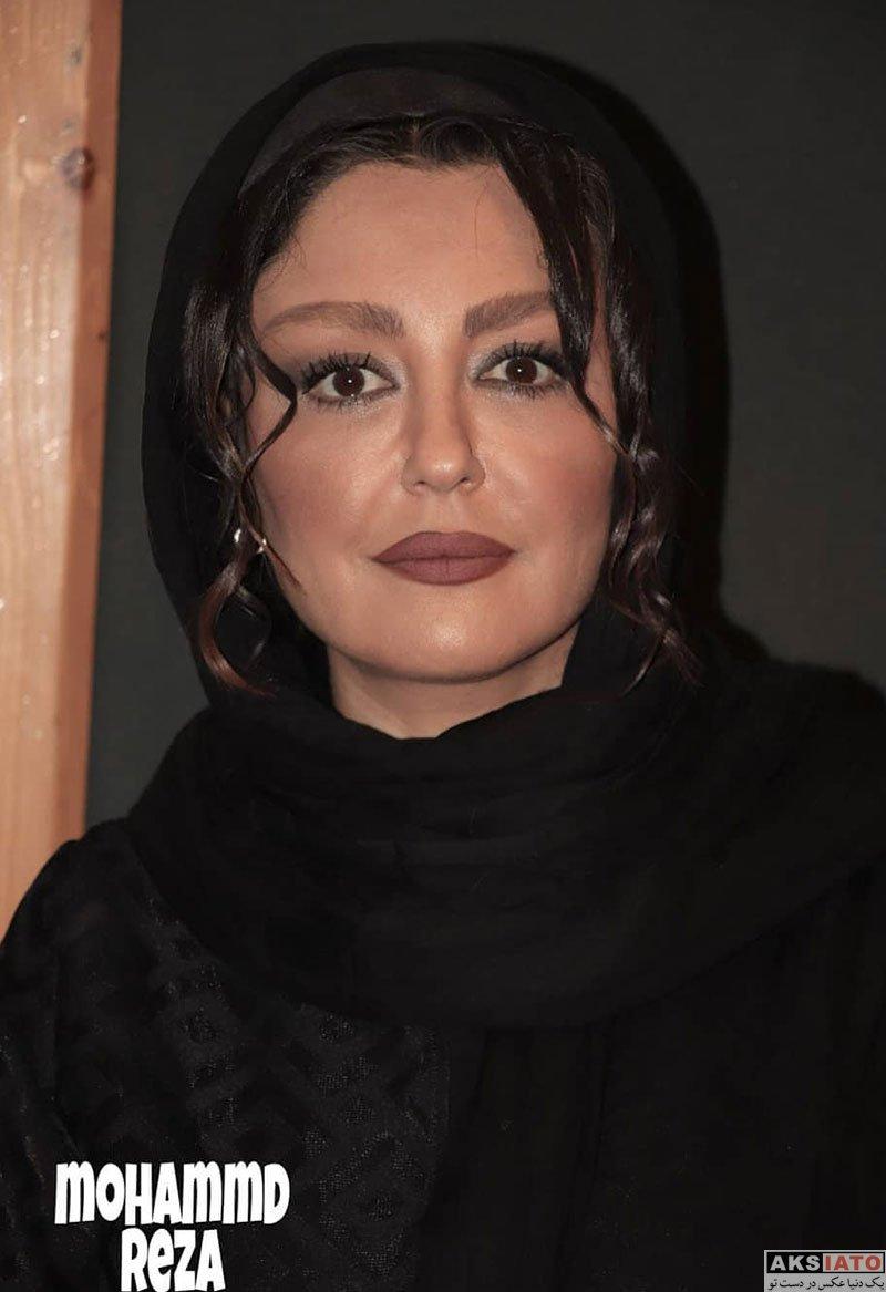 بازیگران بازیگران زن ایرانی  شقایق فراهانی در اکران خصوصی فیلم دخمه (4 عکس)