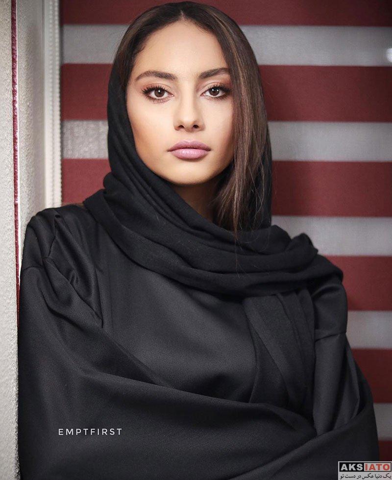 بازیگران بازیگران زن ایرانی  تصاویر جدید ترلان پروانه در اکران مردمی فیلم «جاده قدیم»