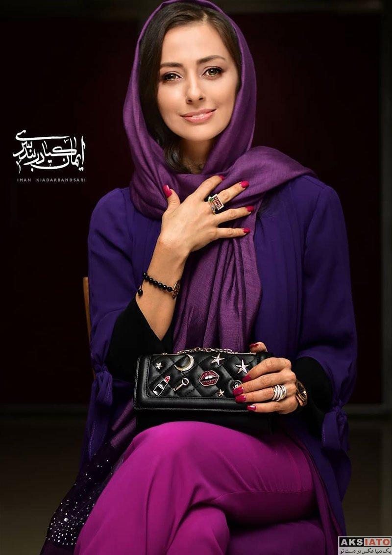 بازیگران بازیگران زن ایرانی  تصاویر جدید نفیسه روشن در اکران مردمی فیلم «لازانیا»