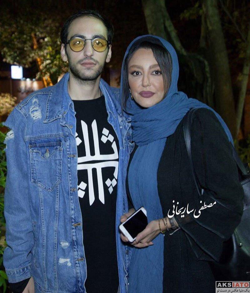 بازیگران بازیگران زن ایرانی  شقایق فراهانی در اکران خصوصی فیلم پاسیو (4 عکس)