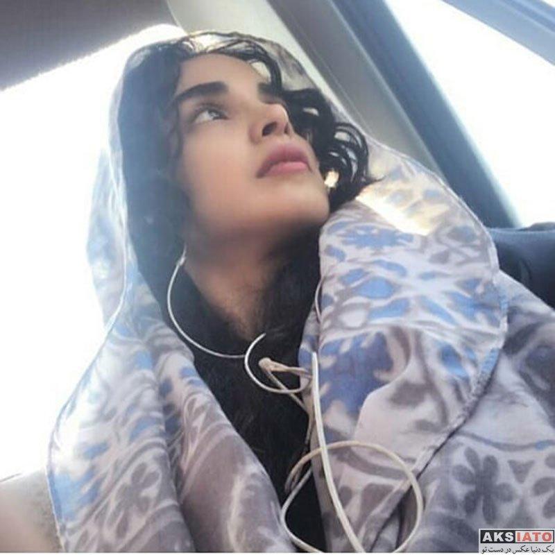 بازیگران بازیگران زن ایرانی  عکس های جدید الهه حصاری در آبان ماه 97 (10 تصویر)