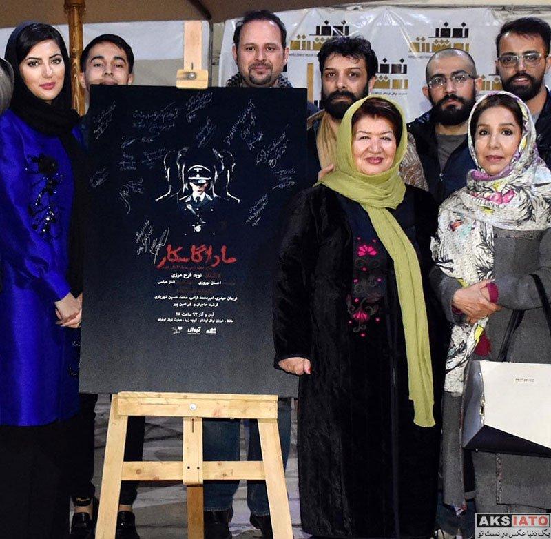 بازیگران بازیگران زن ایرانی  هلیا امامی در اجرای نمایش ماداگاسکار (3 عکس)