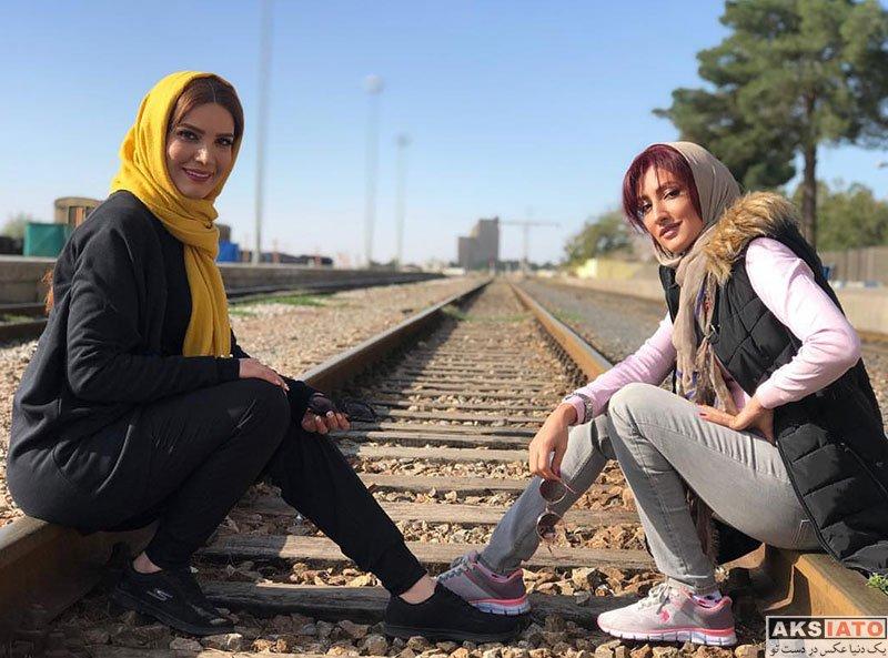 بازیگران بازیگران زن ایرانی  عکس های جدید متین ستوده در آبان ماه 97 (16 تصویر)