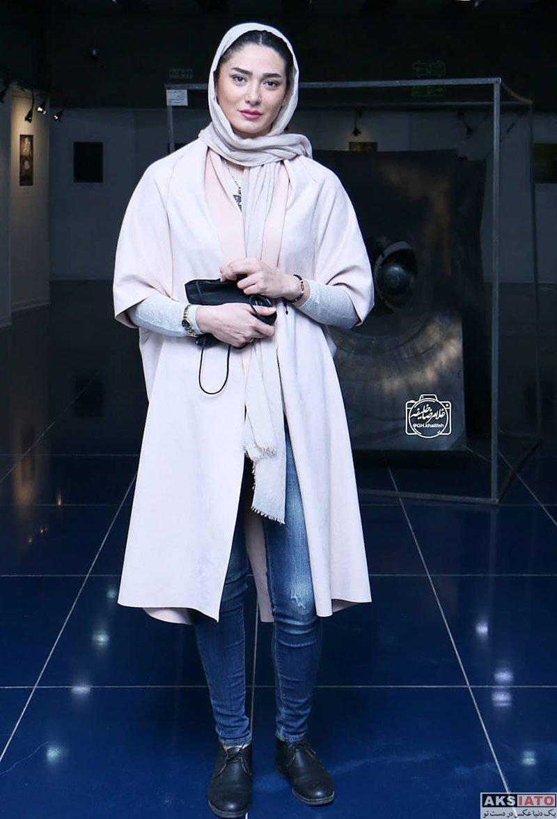 بازیگران بازیگران زن ایرانی  مینا وحید در سی و پنجمین جشنواره فیلم کوتاه تهران (۳ عکس)