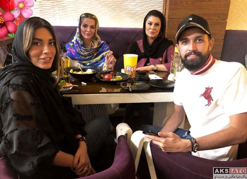 خانوادگی  عکس های جدید محسن افشانی و همسرش در آبان 97 (8 تصویر)
