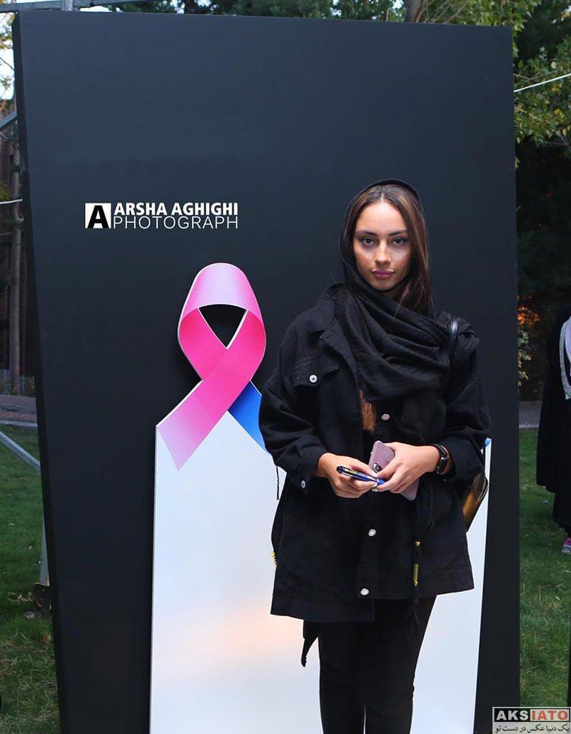بازیگران بازیگران زن ایرانی  ترلان پروانه در مراسم پویش ملی پیشگیری از سرطان (۳ عکس)