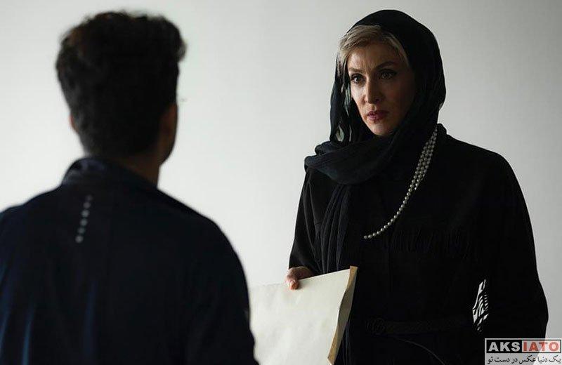 بازیگران بازیگران زن ایرانی  ویشکا آسایش در سریال نهنگ آبی (3 عکس)