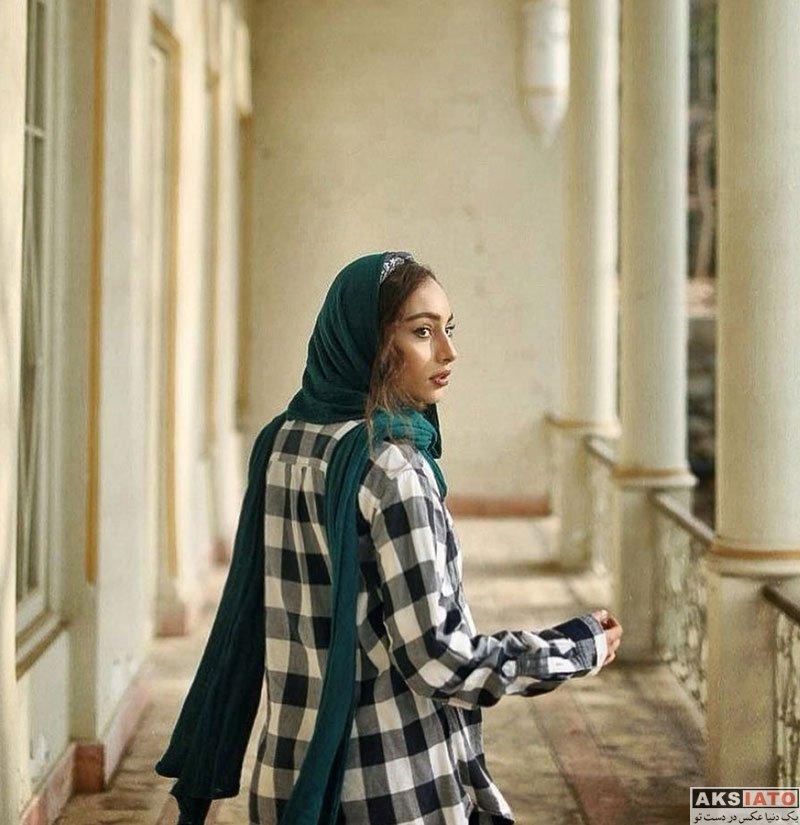 بازیگران بازیگران زن ایرانی  عکس های جدید ترلان پروانه در آبان ماه 97 (8 تصویر)