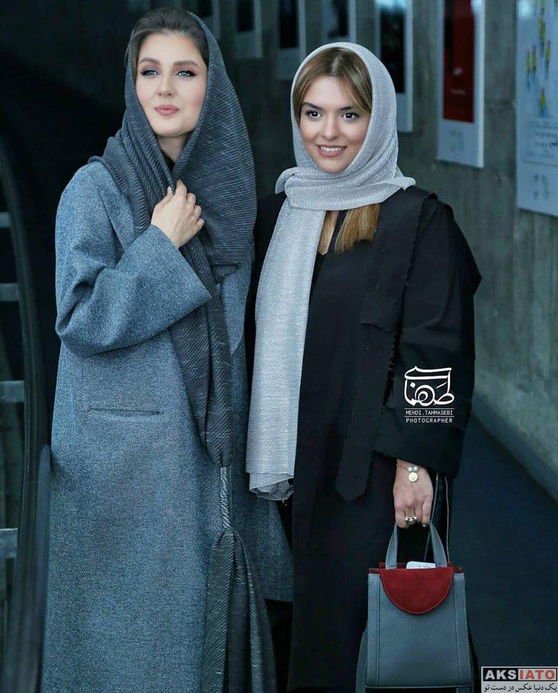 بازیگران بازیگران زن ایرانی  دنیا مدنی در خصوصی فیلم اتاق تاریک (4 عکس)