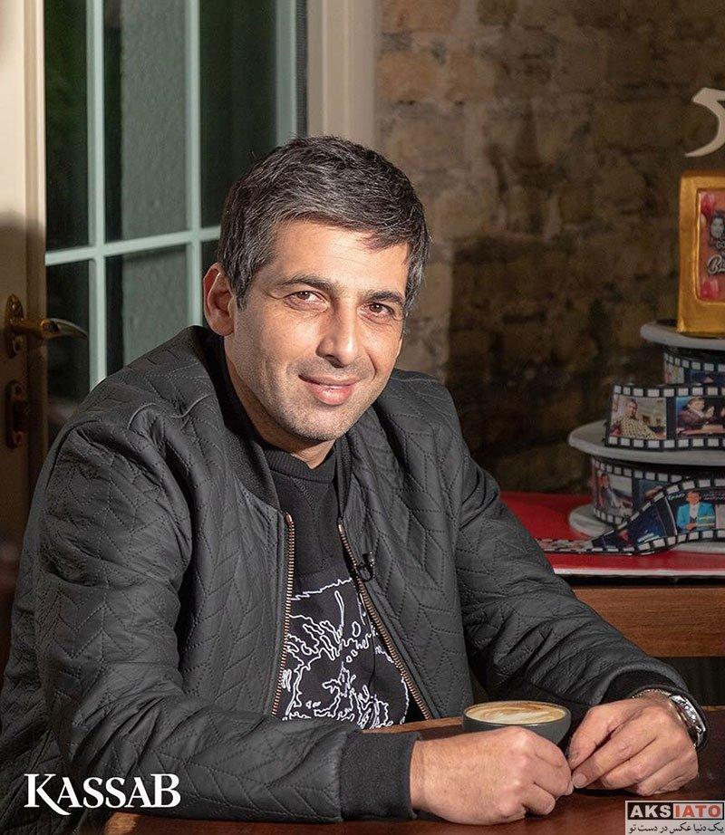 بازیگران بازیگران مرد ایرانی جشن تولد ها  عکس های جشن تولد 41 سالگی حمید گودرزی