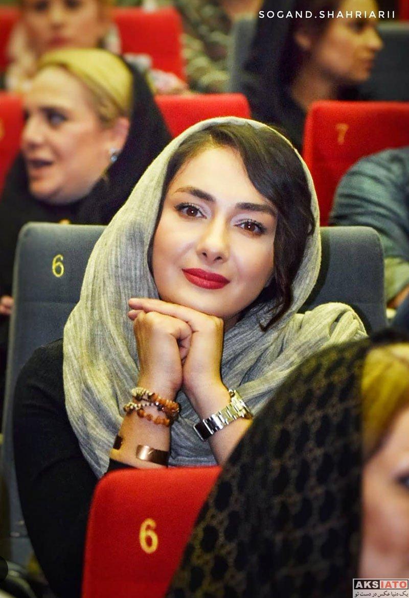 بازیگران بازیگران زن ایرانی  هانیه توسلی در اکران افتتاحیه فیلم کلمبوس (8 عکس)