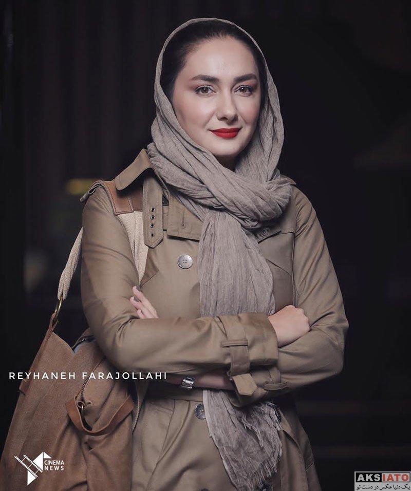 بازیگران بازیگران زن ایرانی  هانیه توسلی در اکران خصوصی فیلم لس آنجلس تهران (۴ عکس)