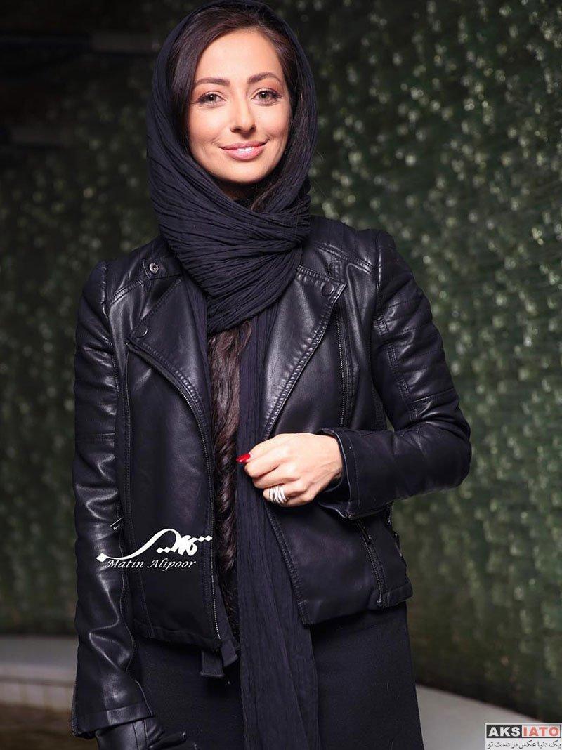 بازیگران بازیگران زن ایرانی  نفیسه روشن در دوازدهمین جشن منتقدان و نویسندگان سینما (2 عکس)