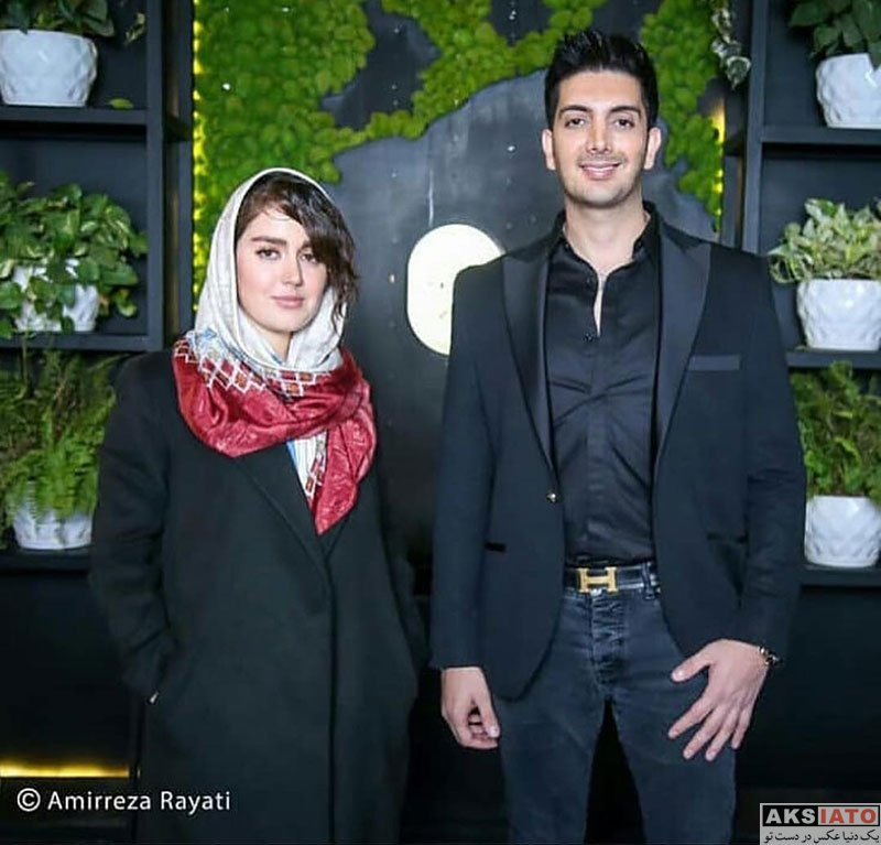 خوانندگان  افتتاحیه رستوران فرزاد فرزین با حضور هنرمندان (4 عکس)