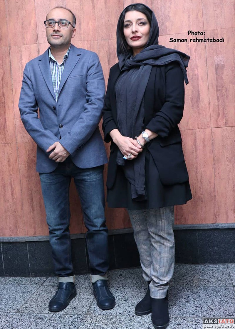 بازیگران بازیگران زن ایرانی  ساره بیات در اکران مردمی فیلم اتاق تاریک (6 عکس)
