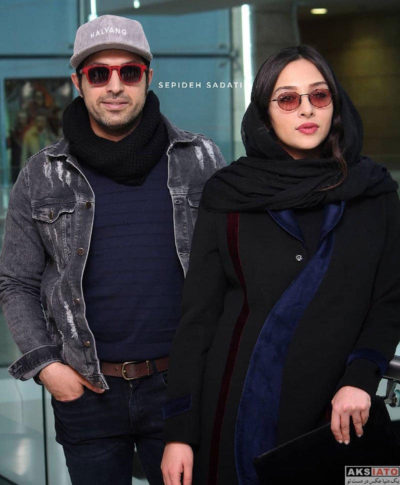 بازیگران بازیگران زن ایرانی  عکس های آناهیتا درگاهی در اکران مردمی فیلم قانون مورفی