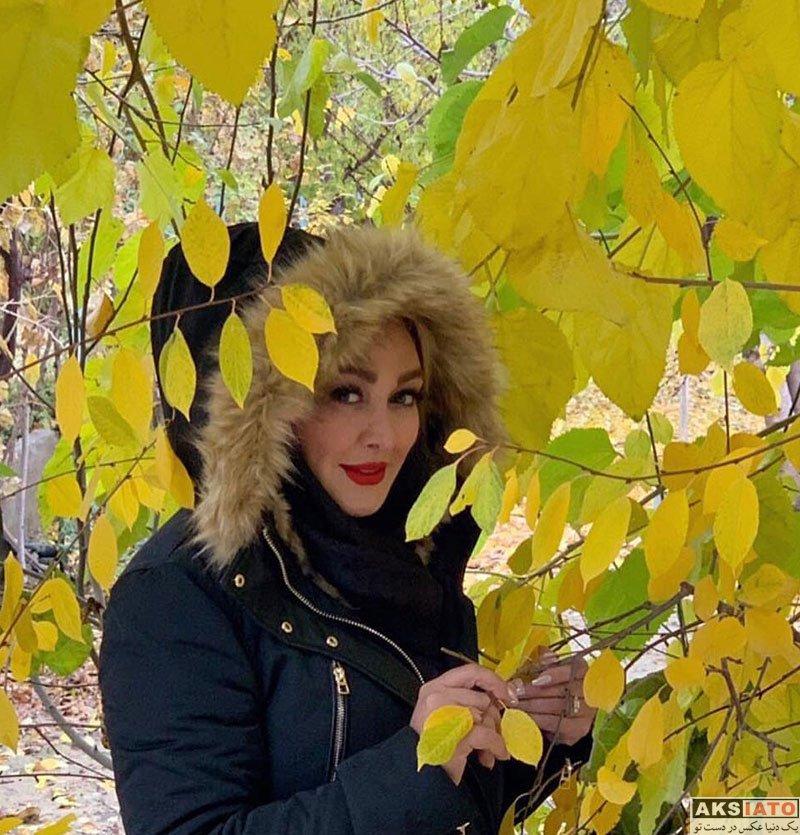 بازیگران بازیگران زن ایرانی  عکس های جدید الهام حمیدی در دی ماه ۹۷ (۶ تصویر)