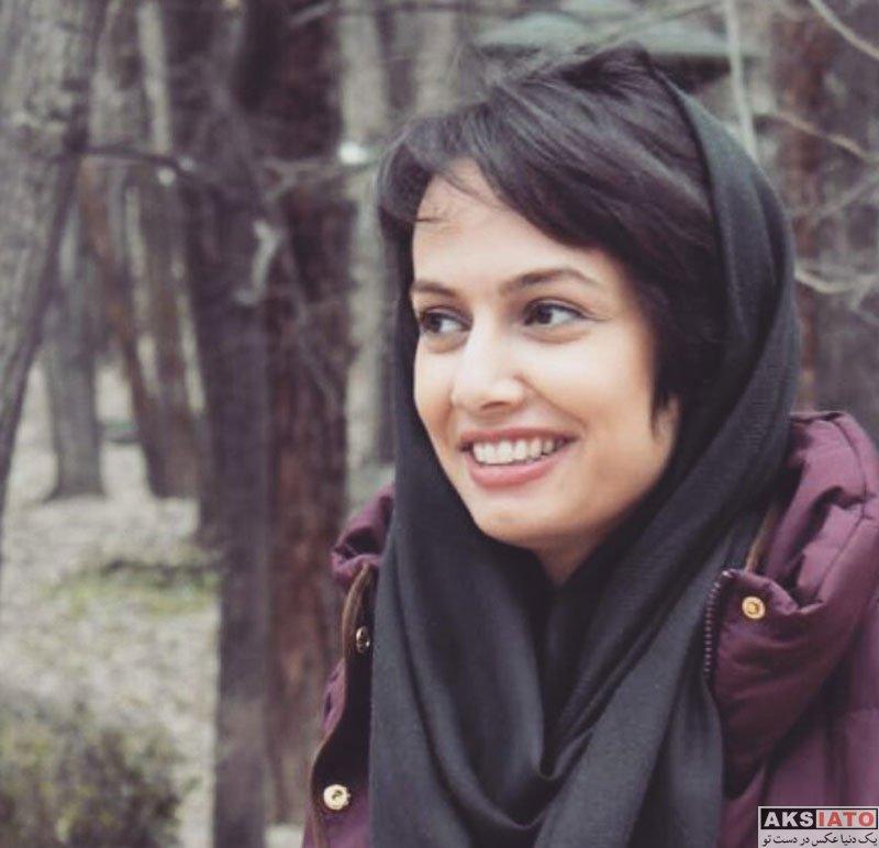 بازیگران بازیگران زن ایرانی  مهرنوش مسعودیان بازیگر نقش سیما سریال لحظه گرگ و میش (6 عکس)