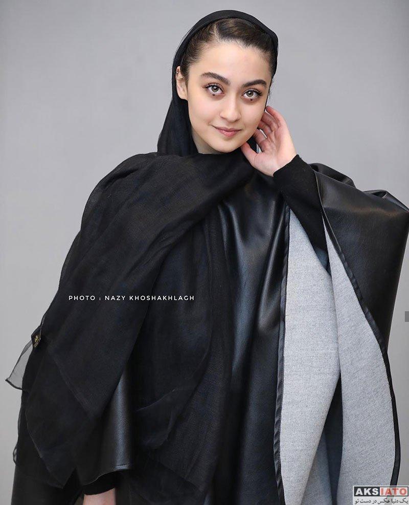 بازیگران بازیگران زن ایرانی  عکس های نگار مقدم در اکران مردمی فیلم «درساژ»