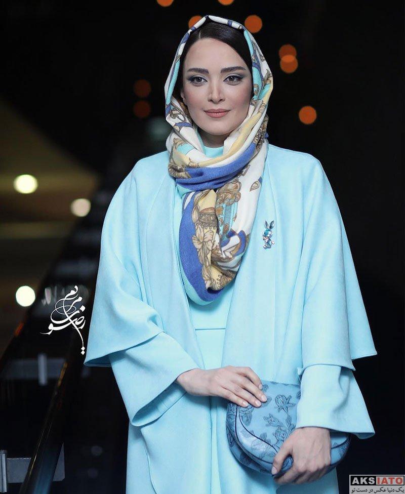 جشنواره فیلم فجر  بهنوش طباطبایی در سی و هفتمین جشنواره فیلم فجر (8 عکس)