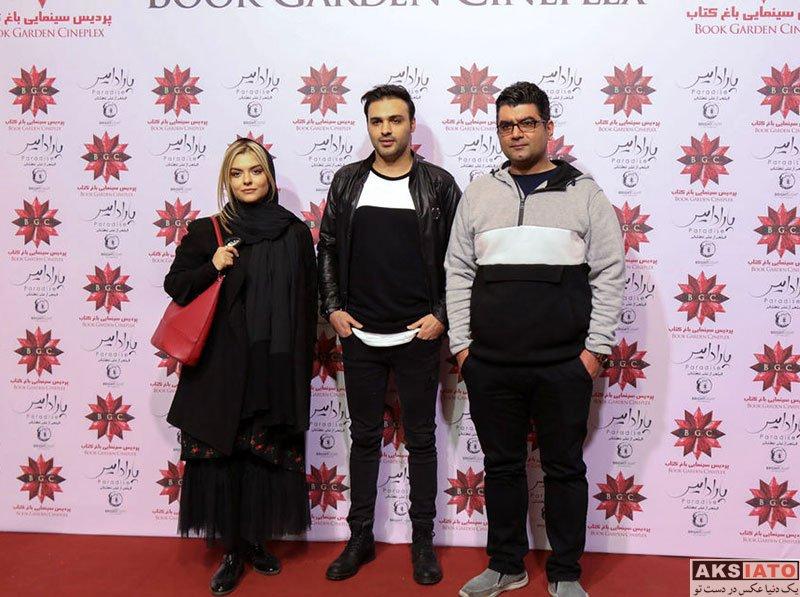 بازیگران بازیگران زن ایرانی  دنیا مدنی در اکران مردمی فیلم پارادایس (4 عکس)
