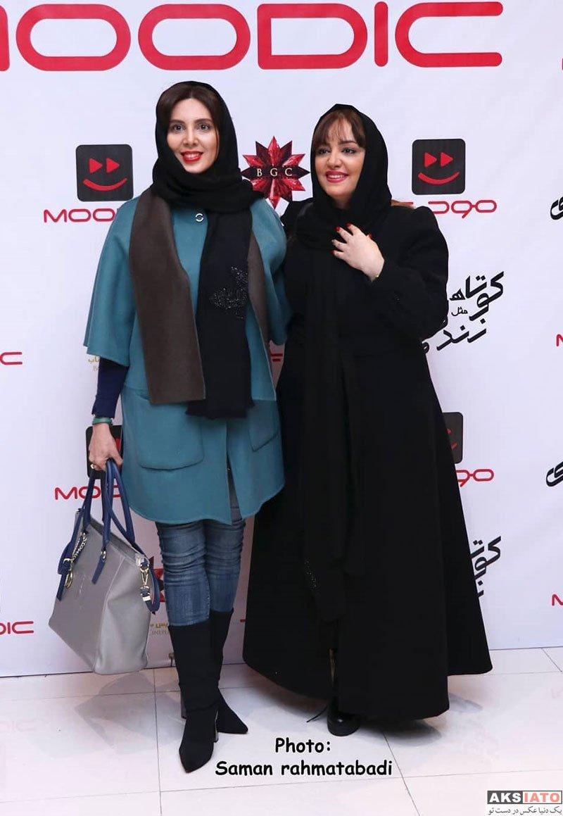 بازیگران بازیگران زن ایرانی  لیلا بلوکات در اکران خصوصی فیلم کوتاه مثل زندگی (6 عکس)