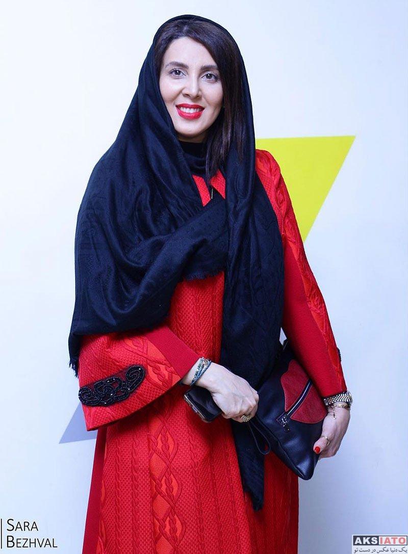 بازیگران بازیگران زن ایرانی  لیلا بلوکات در اکران مردمی سریال هشتگ خاله سوسکه (6 عکس)