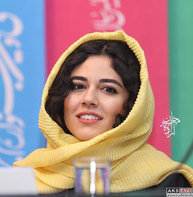 جشنواره فیلم فجر  ماهور الوند در سی و هفتمین جشنواره فیلم فجر (6 عکس)