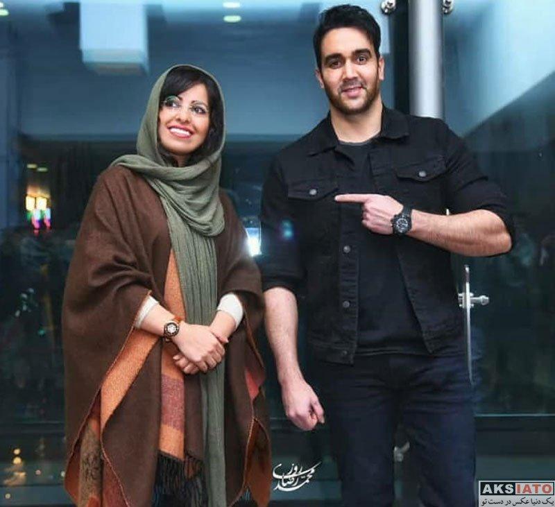 بازیگران بازیگران مرد ایرانی  پوریا پورسرخ در اکران مردمی فیلم پاسیو (۴ عکس)
