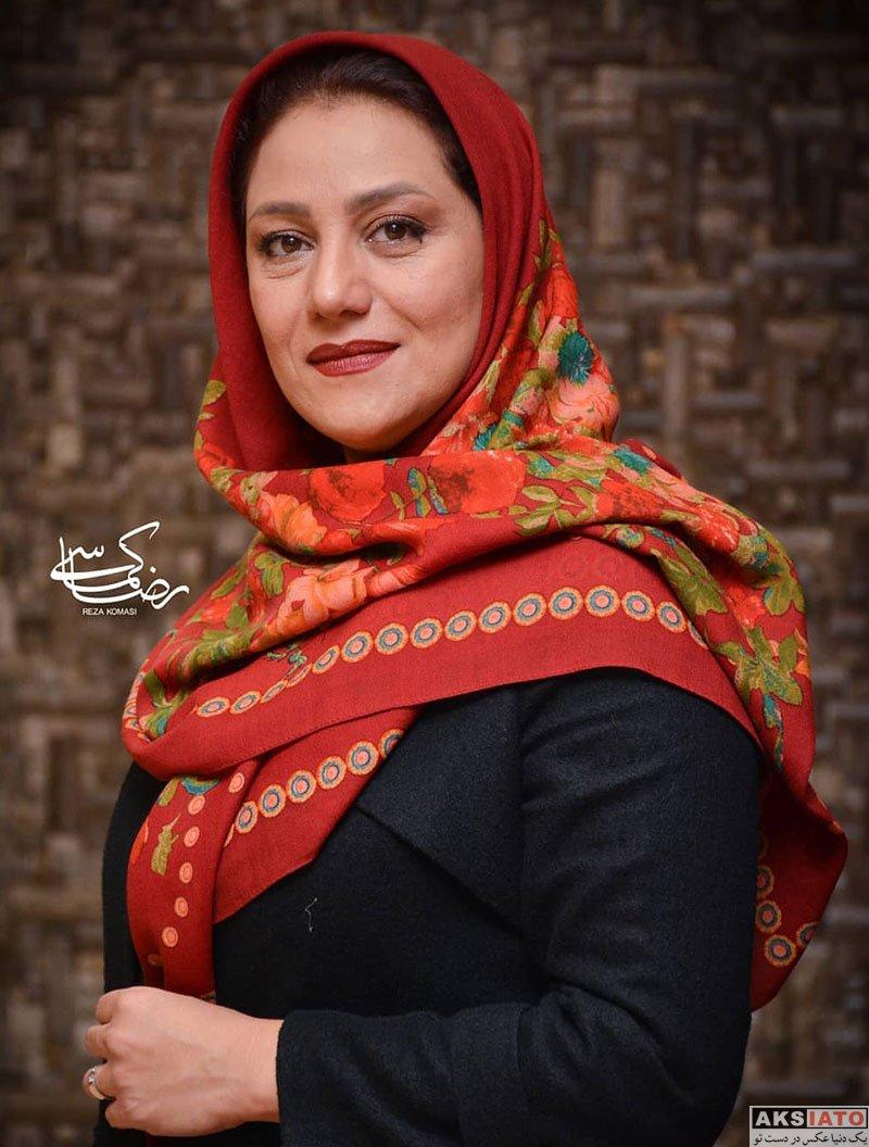 شبنم مقدمی و هانیه توسلی در اکران مردمی فیلم کلمبوس (۴ عکس)