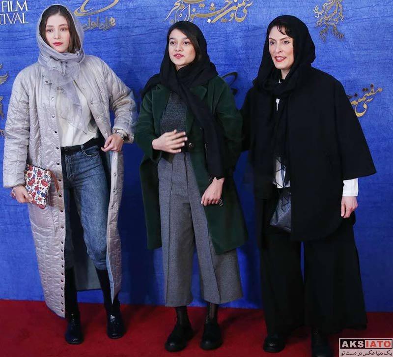 جشنواره فیلم فجر  بهناز جعفری در روز ششم سی و هفتمین جشنواره فیلم فجر (۶ عکس)