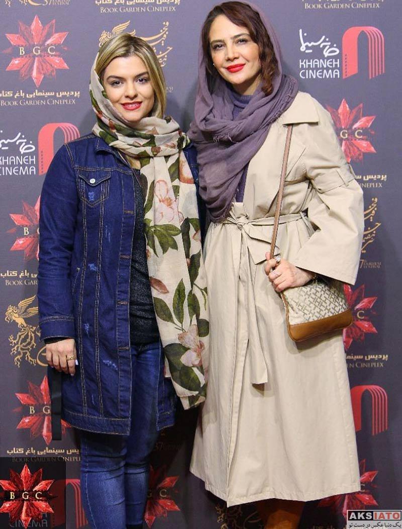 جشنواره فیلم فجر  دنیا مدنی در روز سوم سی و هفتمین جشنواره فیلم فجر (3 عکس)