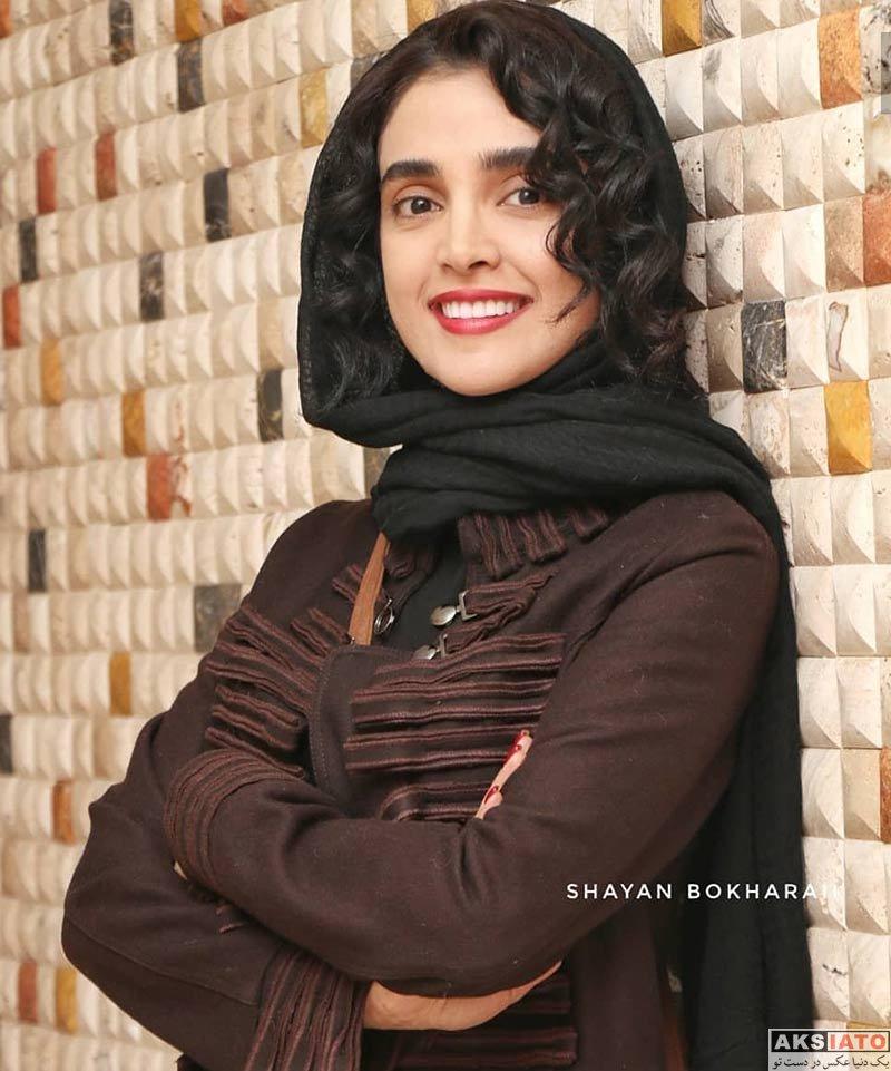 جشنواره فیلم فجر  الهه حصاری در روز پنجم سی و هفتمین جشنواره فیلم فجر (۴ عکس)