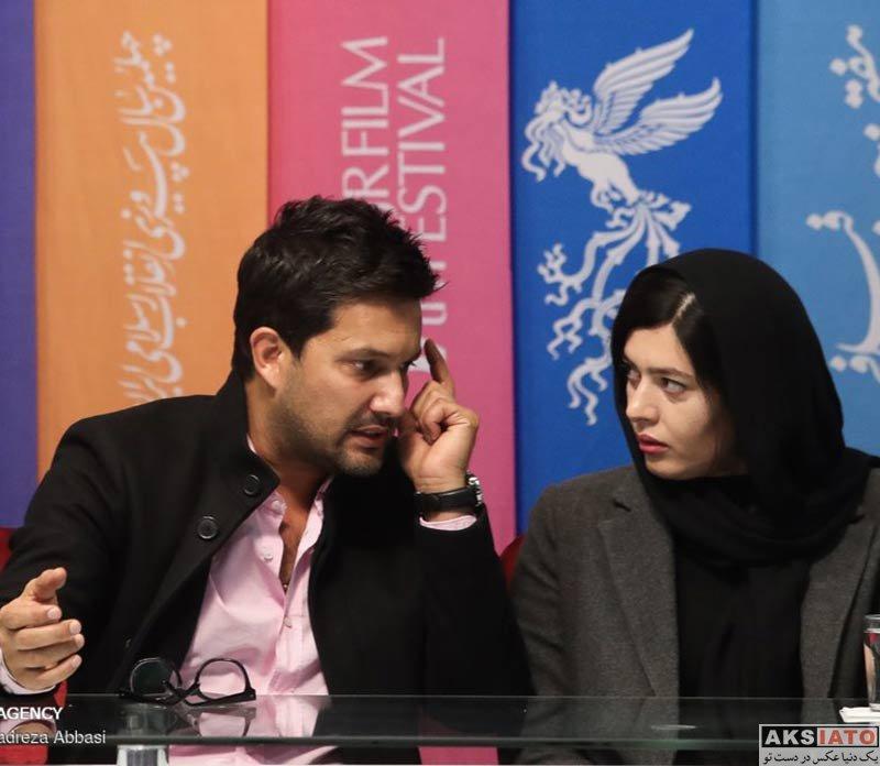 جشنواره فیلم فجر  حامد بهداد در روز سوم سی و هفتمین جشنواره فیلم فجر (4 عکس)