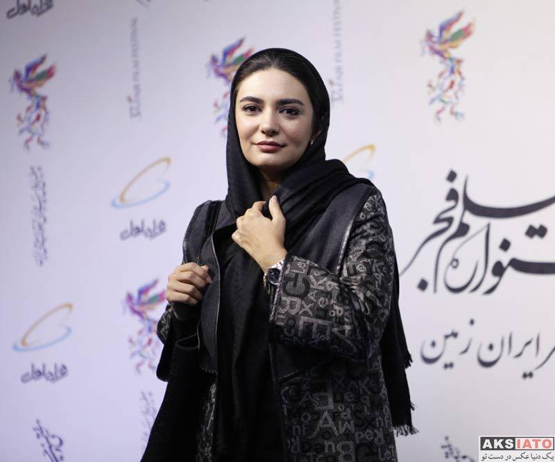 جشنواره فیلم فجر  لیندا کیانی در روز هشتم در سی و هفتمین جشنواره فیلم فجر (۴ عکس)