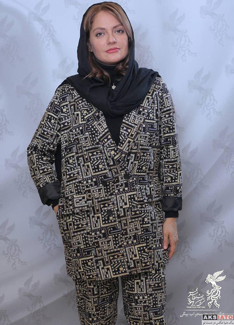 جشنواره فیلم فجر  مهناز افشار در روز نهم سی و هفتمین جشنواره فیلم فجر (۶ عکس)