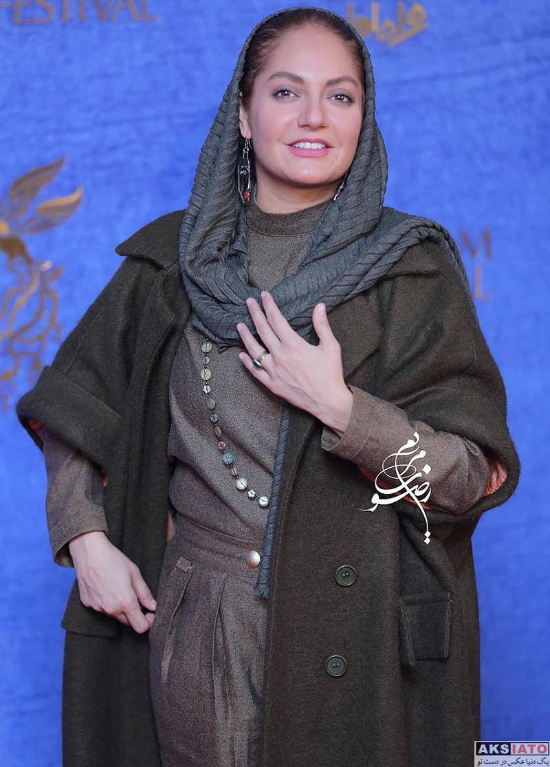 جشنواره فیلم فجر  مهناز افشار در روز دهم سی و هفتمین جشنواره فیلم فجر (8 عکس)