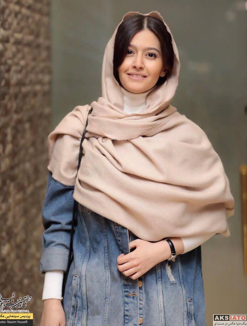 جشنواره فیلم فجر  پردیس احمدیه در روز ششم سی و هفتمین جشنواره فیلم فجر (3 عکس)