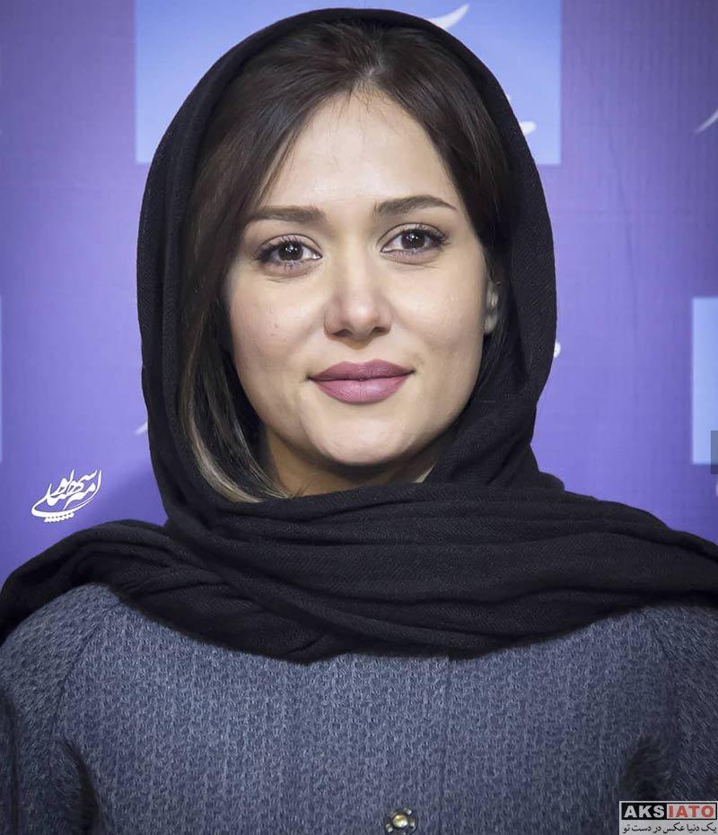 جشنواره فیلم فجر  پریناز ایزدیار در روز ششم سی و هفتمین جشنواره فیلم فجر (۴ عکس)