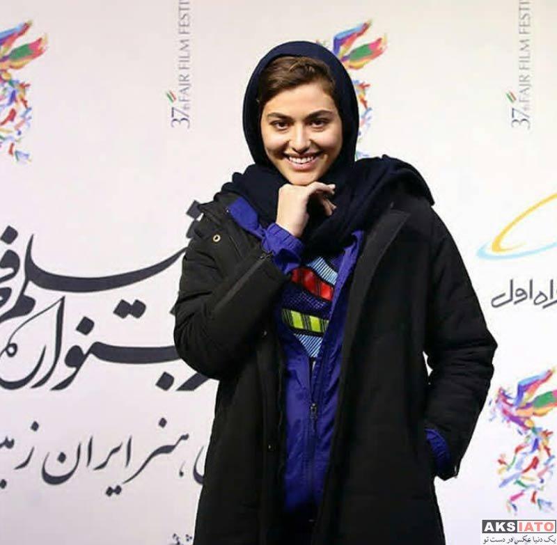جشنواره فیلم فجر  ریحانه پارسا در روز ششم سی و هفتمین جشنواره فیلم فجر (4 عکس)