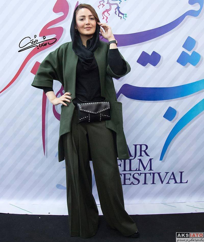 جشنواره فیلم فجر  شیلا خداداد در روز چهارم سی و هفتمین جشنواره فیلم فجر (۴ عکس)