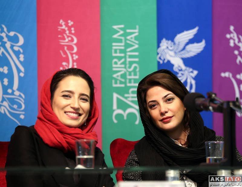 جشنواره فیلم فجر  طناز طباطبایی در روز پنجم سی و هفتمین جشنواره فیلم فجر (۶ عکس)