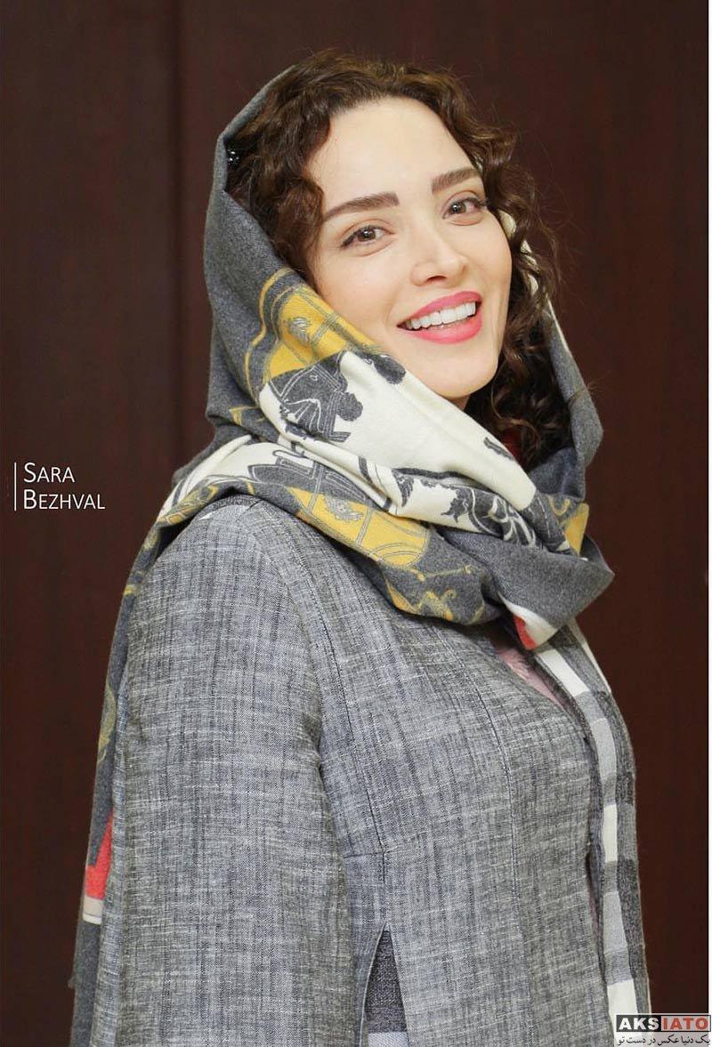 جشنواره فیلم فجر  بهنوش طباطبایی در روز نهم در سی و هفتمین جشنواره فیلم فجر (6 عکس)