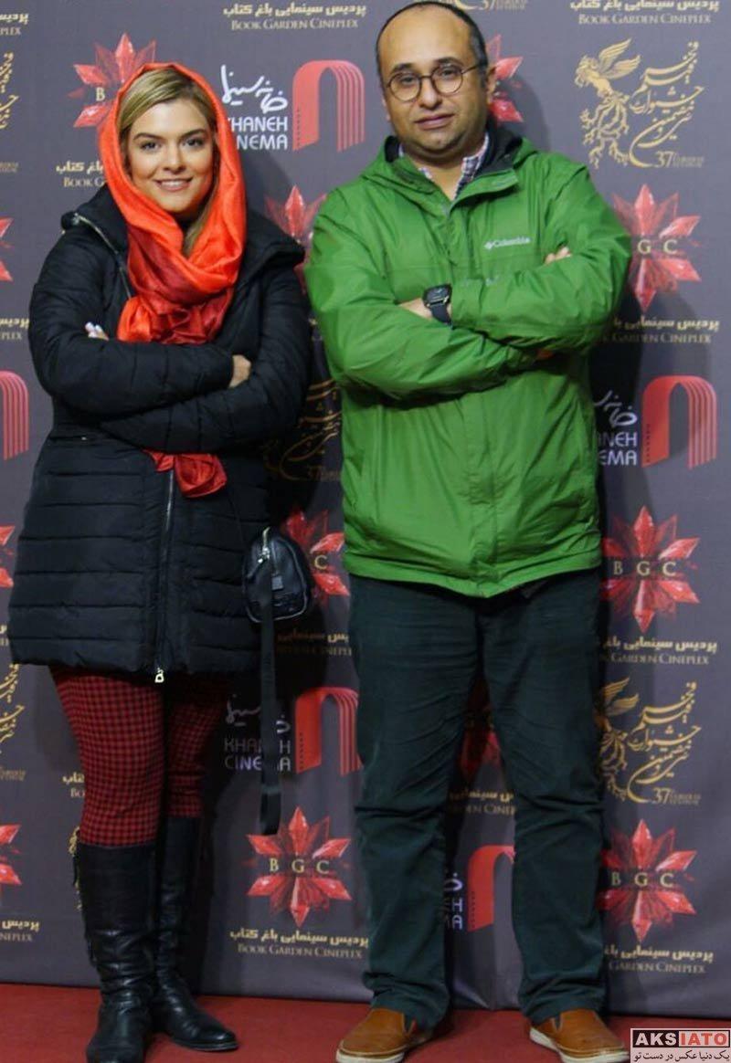 جشنواره فیلم فجر  دنیا مدنی در روز پنجم سی و هفتمین جشنواره فیلم فجر (4 عکس)