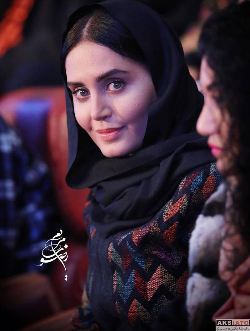 جشنواره فیلم فجر  الناز شاکردوست در اختتامیه سی و هفتمین جشنواره فیلم فجر (8 عکس)
